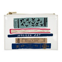 Kate Spade Pencil Pouch Stack Of Classics