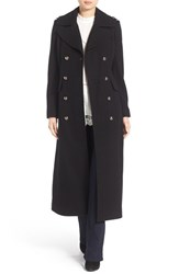 Bcbgeneration Women's Long Wool Blend Military Coat