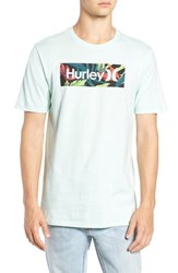 Hurley One And Only Topics Graphic T Shirt Igloo