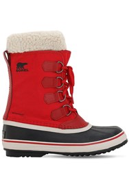 Sorel Winter Carnival Boots Red