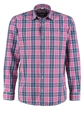 S.Oliver Regular Fit Shirt Pink Dark Blue