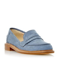Dune Gerry Formal Loafers Blue