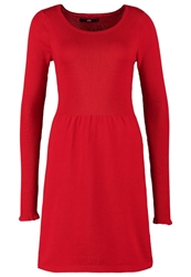 Ltb Krayola Jumper Dress Tango Red