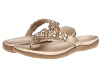 Kenneth Cole Reaction Glam Athon Champagne Women's Sandals Gold