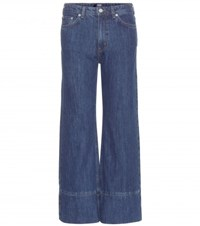 Wood Wood Gwen Wide Leg Jeans Blue