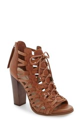 Jessica Simpson Women's Riana Lace Up Bootie