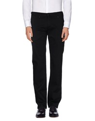 Roberto Pepe Trousers Casual Trousers Men Black