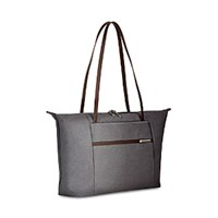 Briggs And Riley Kinzie Street Horizontal Tote Grey