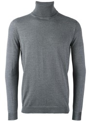 Nuur Roll Neck Jumper Grey