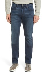 Paige Men's Big And Tall Transcend Federal Slim Straight Leg Jeans Gannon