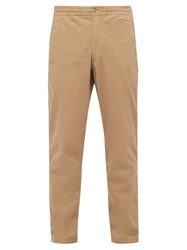 Polo Ralph Lauren Stretch Cotton Chino Trousers Tan