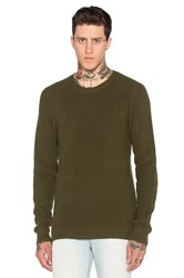 Blk Dnm Sweater 65 Army