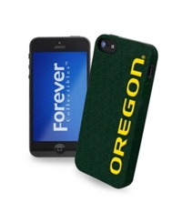 Forever Collectibles Oregon Ducks Iphone 5 Case Team Color