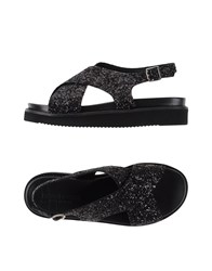 Fabrizio Chini Footwear Sandals Women Black