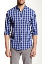 J.Crew Factory Slim Washed Gingham Shirt Multi