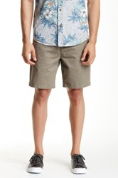 Globe Goodstock Chino Walk Short Brown