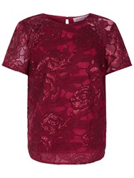 Fenn Wright Manson Volcano Top Red
