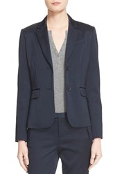Atm Anthony Thomas Melillo Women's Stretch Satin Blazer