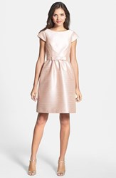Women's Alfred Sung Woven Fit And Flare Dress