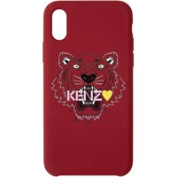 Kenzo Red Limited Edition Tiger Iphone Xs Max Case