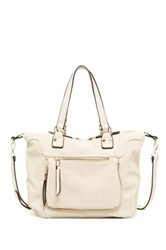 Urban Expressions Whitley Satchel Gray