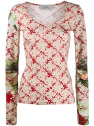 Preen By Thornton Bregazzi Yae Floral Patterned Top 60