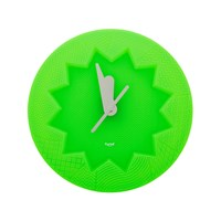Kartell Crystal Palace Wall Clock Green