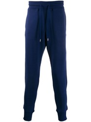 Love Moschino Logo Track Pants Blue