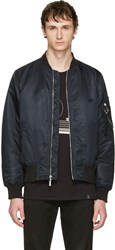 Rag And Bone Black Manston Jacket