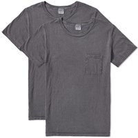 Fuct Ssdd Pocket Tee 2 Pack Black