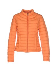 Bomboogie Coats And Jackets Down Jackets Women Orange