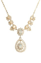 Marchesa Women's Sheer Bliss Y Necklace