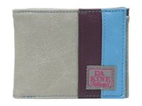 Dakine Rufus Wallet Tubular Wallet Handbags Gray