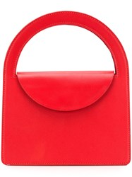 Building Block Small Tote Red