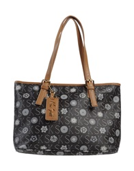 Ken Scott Handbags Dark Brown