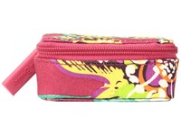 Vera Bradley Lighten Up Every Little Thing Case Rumba Wallet Red