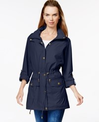 Styleandco. Style And Co. Sport Longer Anorak Utility Jacket Only At Macy's Ink