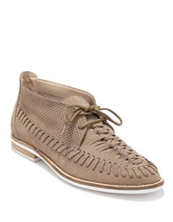 Dolce Vita Fio Leather Oxfords Beige