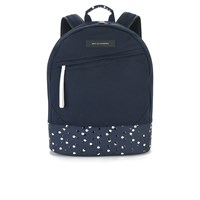 Want Les Essentiels Men's Kastrup Backpack Navy Double Dot