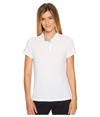 Skechers Performance Go Golf Pitch Short Sleeve Polo White Clothing