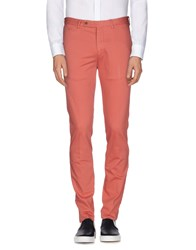 Hackett Trousers Casual Trousers Men Coral