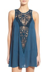 Women's O'neill 'Sophie' Cover Up Sapphire Blue