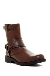 Natha Studio Constantin Harness Dress Boot Brown
