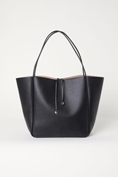 Handm Shopper Black