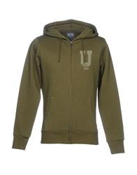 Uniform Sweatshirts Military Green