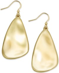 Inc International Concepts Metal Earring Gold