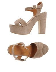 Fiorina Footwear Sandals Women Light Brown