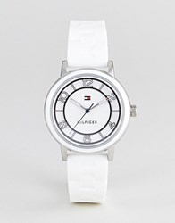 Tommy Hilfiger Nina Watch In White