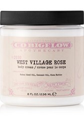 C.O. Bigelow West Village Rose Body Cream Colorless