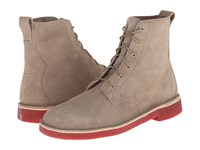 Clarks Desert Mali Boot Taupe Distressed 1 Men's Lace Up Boots Beige